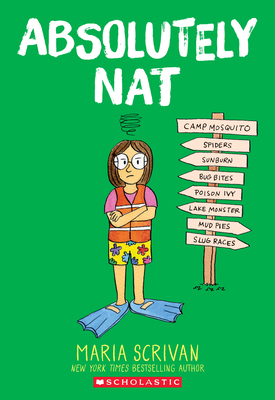 Absolutely Nat (Nat Enough #3) Cover Image