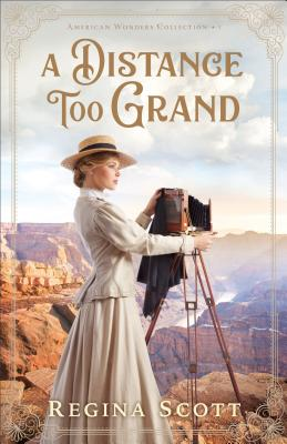 Cover for A Distance Too Grand
