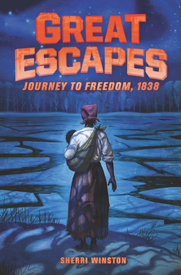 Great Escapes #2: Journey to Freedom, 1838 Cover Image