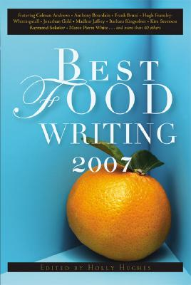 Cover for Best Food Writing 2007