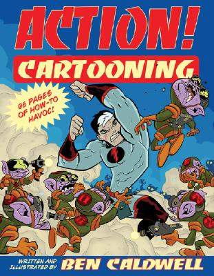 Cover for Action! Cartooning