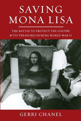 Saving Mona Lisa Cover