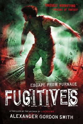 Fugitives: Escape from Furnace 4 Cover Image