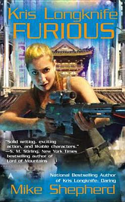 Kris Longknife: Furious Cover Image