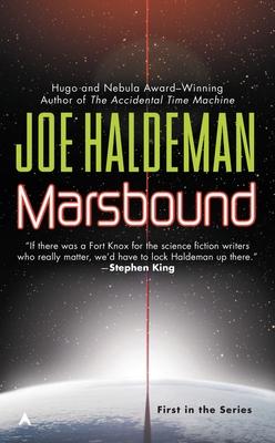 Marsbound (A Marsbound Novel #1) Cover Image