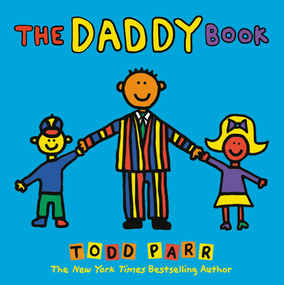The Daddy Book Cover