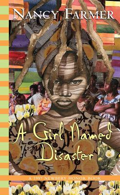 A Girl Named Disaster Cover