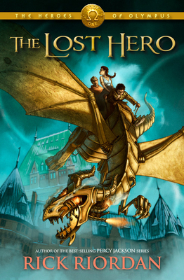 The Heroes of Olympus, Book One The Lost Hero Cover Image