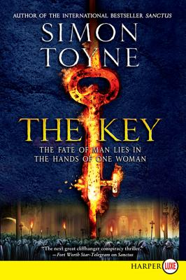 The Key (Sanctus Trilogy #2) Cover Image