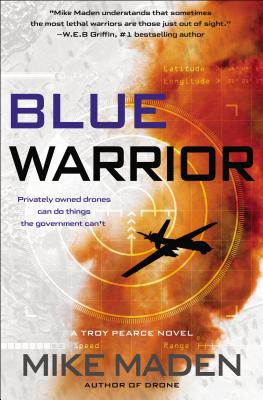 Blue Warrior Cover