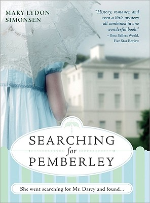 Searching for Pemberley Cover