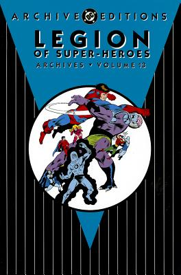Legion of Super-Heroes Archive Vol. 13 Cover