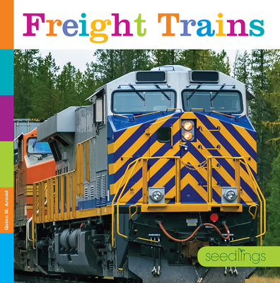 Freight Trains (Seedlings) Cover Image