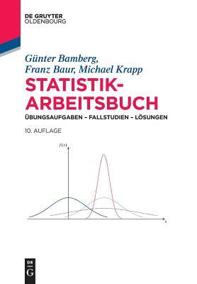 Statistik-Arbeitsbuch (de Gruyter Studium) Cover Image