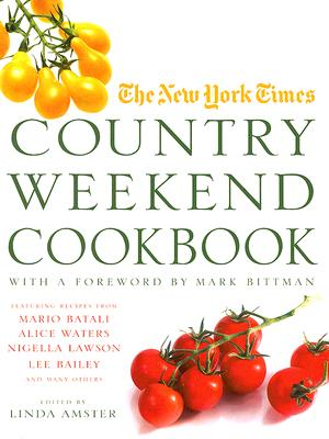 The New York Times Country Weekend Cookbook Cover