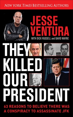 They Killed Our President Cover