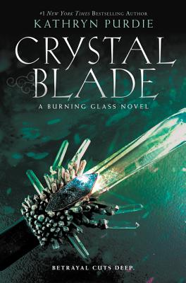 Crystal Blade (Burning Glass #2) Cover Image