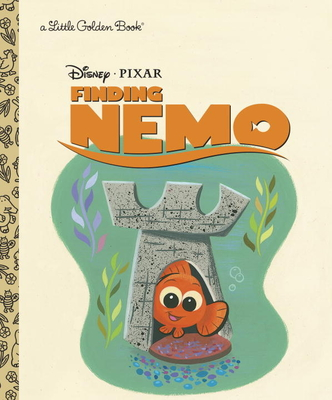 Finding Nemo (Disney/Pixar Finding Nemo) (Little Golden Book) Cover Image