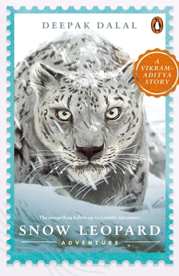 Snow Leopard Adventure Cover Image