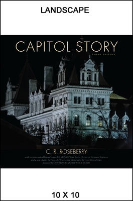 Capitol Story, Third Edition (Excelsior Editions) Cover Image
