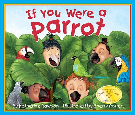 If You Were a Parrot Cover