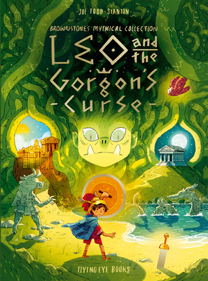 Leo and the Gorgon's Curse: Brownstone's Mythical Collection 4 Cover Image