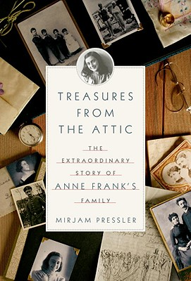 Treasures from the Attic Cover