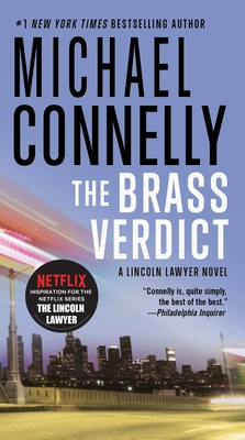 The Brass Verdict (A Lincoln Lawyer Novel) Cover Image
