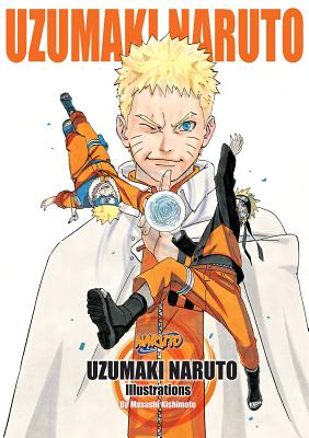 Uzumaki Naruto: Illustrations cover image