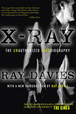 X-Ray: The Unauthorized Autobiography Cover Image