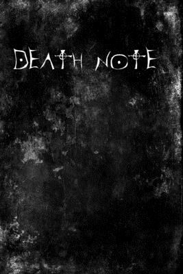Death note: anime Cover Image