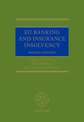 Eu Banking and Insurance Insolvency Cover Image