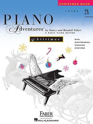 Piano Adventures, Level 2A, Christmas Book Cover Image