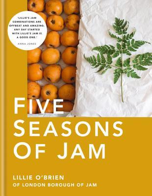 Five Seasons of Jam Cover Image