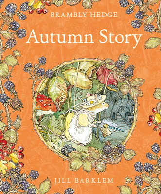 Autumn Story (Brambly Hedge) Cover Image