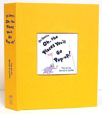 Oh, The Places You'll Go Pop-Up (Limited Edition) Cover