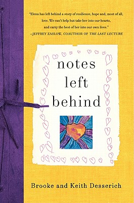Notes Left Behind Cover Image