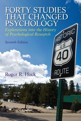 Forty Studies That Changed Psychology Cover Image