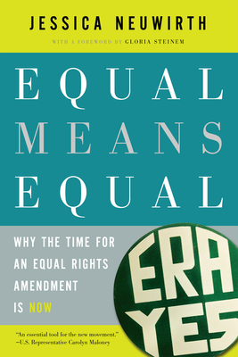 Cover for Equal Means Equal