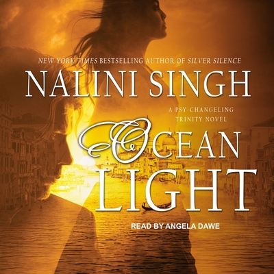 Ocean Light (Psy-Changeling Trinity #2) Cover Image