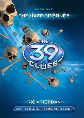 The 39 Clues Book 1: The Maze Of BonesRick Riordan