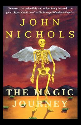 The Magic Journey: A Novel (The New Mexico Trilogy #2) Cover Image