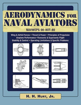 Aerodynamics for Naval Aviators: NAVWEPS 00-8OT-80 Cover Image