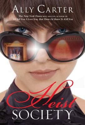 Heist Society Cover