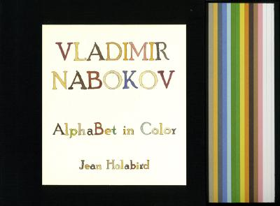 Alphabet in Color Cover