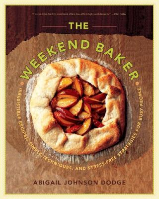 The Weekend Baker Cover