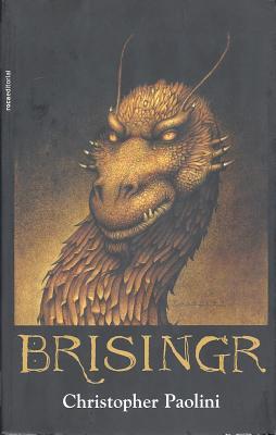 Brisingr = Brisingr (Inheritance Cycle (Other Languages Paperback)) Cover Image