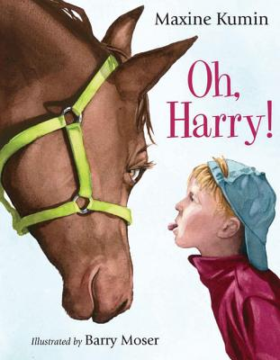 Oh, Harry! Cover