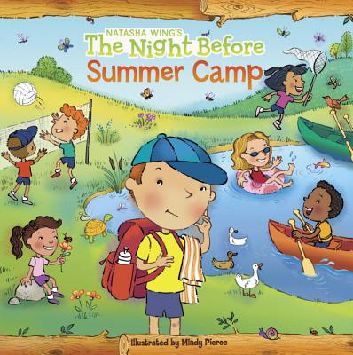 The Night Before Summer Camp Cover Image