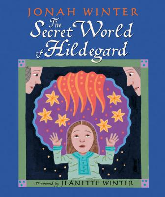 The Secret World of Hildegard Cover